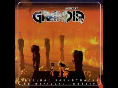 Grandia 1 OST Disc 1 - 9. The Edge of The World