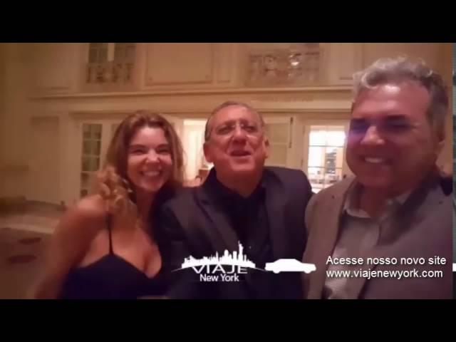 Viaje NewYork - Galvão Bueno