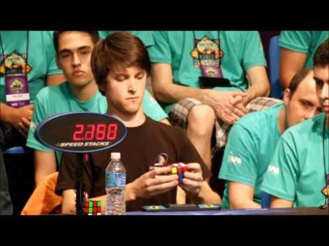 Feliks Zemdegs solved a Rubik's Cube ...