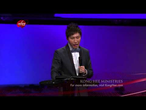 Kong Hee - For Unto Us A Child Is Born