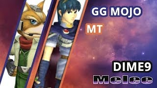 DIME 9 (Melee) vids are now up! See all the hype matches from GG Mojo, AG ARC, MT and others!