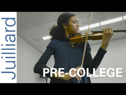 Celebrating 100 Years Of Juilliard Pre-College