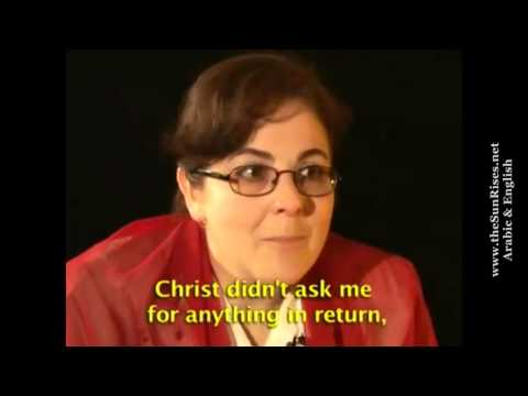 Arab Sunni Muslim converted to Christianity - True Testimony