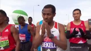 Video 2017 London marathon's full race MP3, 3GP, MP4, WEBM, AVI, FLV Juli 2018