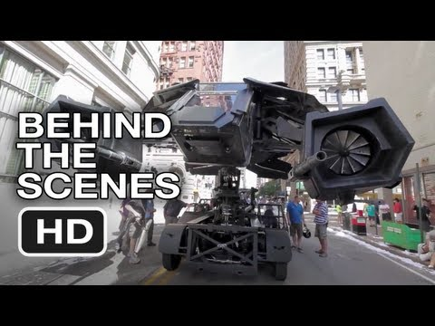 featurette - Watch the TRAILER CAT VERSION: http://goo.gl/HAOlQ Watch all clips from the movie The Dark Knight Rises: http://goo.gl/VI646 Subscribe to TRAILERS: http://bi...