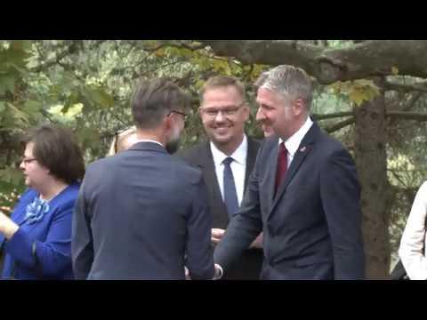 Președintele țării a avut o întrevedere informală cu șefii misiunilor diplomatice