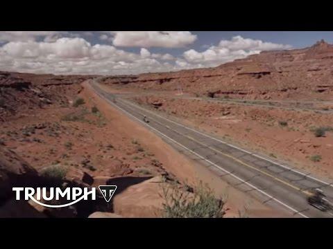 Triumph Rides America   Raf Verbeemen