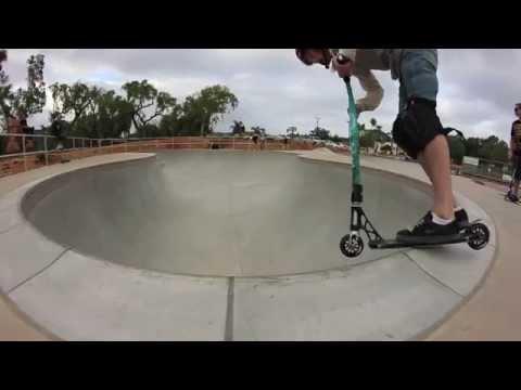 Maverick Leonard | Lakeside Skate Park Day Edit + More