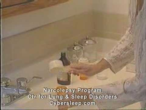 Xyrem for narcolepsy