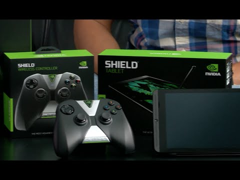 Cover - Read more on the NVIDIA Blog: http://nvda.ly/zGODu The SHIELD Tablet has arrived. Find out what to expect when you unbox your SHIELD Tablet, SHIELD Wireless ...