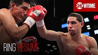 RING RESUME: Danny Garcia | SHOWTIME Boxing