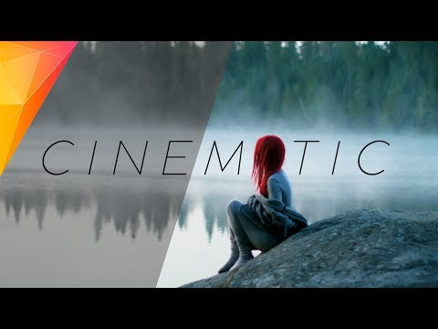 How to create CINEMATIC footage EASILY - Hitfilm Express Beginner Tutorial