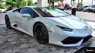 Taking Delivery of 2016 Huracan LP610-4 - RoadTestTV by Road Test TV