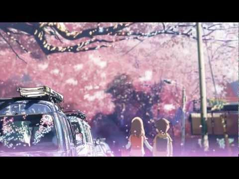5 Centimeters Per Second Trailer HD (видео)