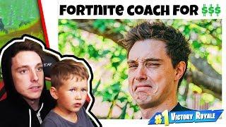 Video i became a fortnite coach MP3, 3GP, MP4, WEBM, AVI, FLV Mei 2019