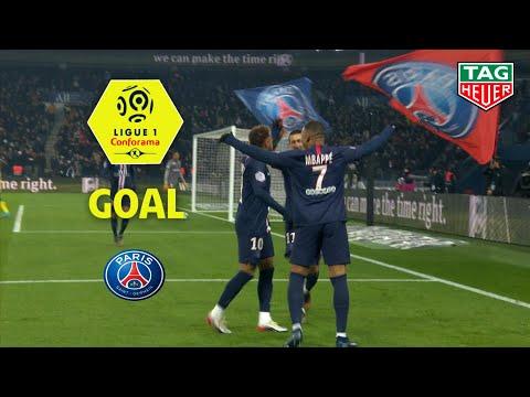 Goal Kylian MBAPPE (52') / Paris Saint-Germain - FC Nantes (2-0) (PARIS-FCN) / 2019-20