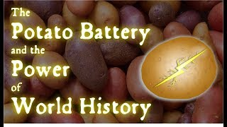 It's raining potatoes! We explore the names for potatoes, the history of the battery, the role of potatoes in powering the Industrial Revolution, and the WWII origins of the potato cannon. It's all part of a collaboration with some #WeCreateEdu friends--check out the playlist for experiments with potato batteries, the biology of the potato, the psychology of potato chips, & much more! https://www.youtube.com/playlist?list=PLdNfe9CByWuY6n_y5bKUKBcXbG-EtEY99Thank you to all our Patreon supporters! Please check out our Patreon: https://www.patreon.com/TheEndlessKnotEndless Knot merchandise can be found in our store: http://www.cafepress.ca/endlessknotShow notes & credits: http://www.alliterative.net/potatoTranscript: http://www.alliterative.net/potato-transcriptRelated blog post: http://www.alliterative.net/blog/2017/6/13/a-closer-eye-on-the-potatoWebsite: http://www.alliterative.net/Blog: http://www.alliterative.net/blogTwitter: https://twitter.com/alliterativeFacebook: https://www.facebook.com/alliterativeendlessknotGoogle Plus: https://plus.google.com/115113245513532543153/aboutTumbler: http://alliterative-endlessknot.tumblr.com/SoundCloud: https://soundcloud.com/alliterativePodcast: http://www.alliterative.net/podcast or https://itunes.apple.com/ca/podcast/endless-knot-podcast-endless/id1016322923?mt=2Click here to sign up for our video email list, to be notified when new videos are posted: http://eepurl.com/6YuJvClick here to sign up for our podcast email list, to be notified when new podcast episodes go up: http://eepurl.com/btmBZT