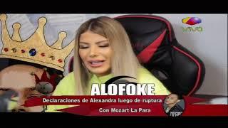 Comentarios de Los Dueños del Circo sobre la entrevista a Alexandra Hatcu en Alofoke Sin Censuras
