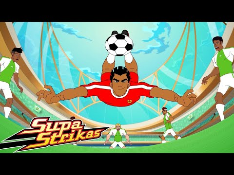 Supa Strikas   T'omb It May Concern!   Season 7 Full Episode Compilation   Soccer Cartoons for Kids!