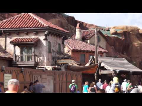 Seven Dwarfs Mine Train update with Imagineer Dave Minichiello - Dec. 9, 2013