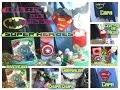 Ideas para Fiesta de Superheroes Tutorial DIY (Dulceros
