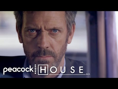 Letting It All Out | House M.D.