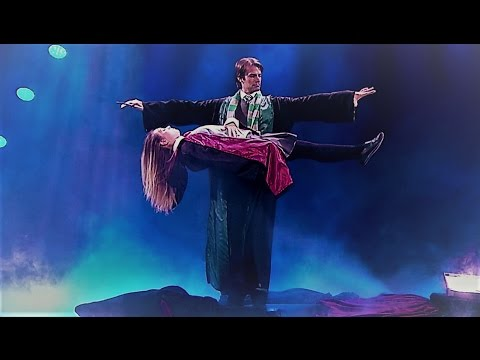 Tom Riddle levitating Hermione - Harry Potter act on Norway's Got Talent - Norske Talenter 2017