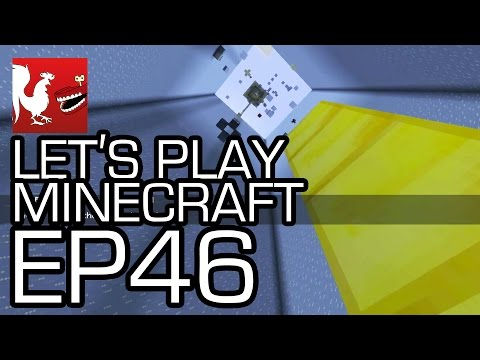 Let's Play Minecraft Episode 46 – Cloud Down