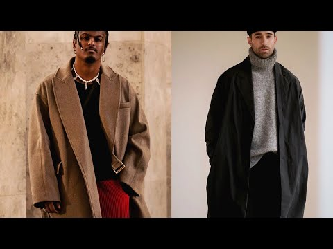 4 Ways To Style Overcoats (Ft. Daniel Simmons | Recent Pickups)