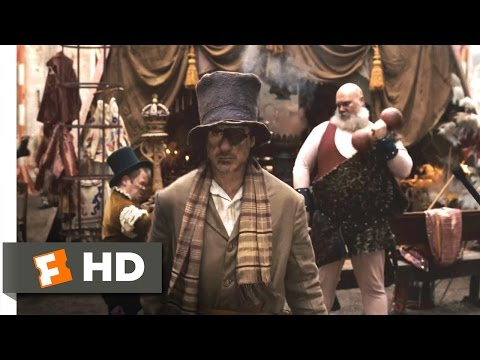 Sherlock Holmes (2009) - Master of Disguise Scene (4/10) | Movieclips