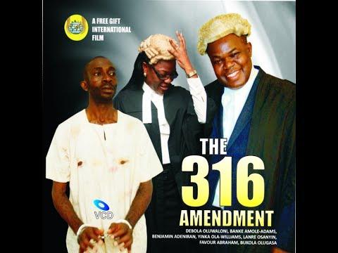 THE 316 AMENDMENT PROMO