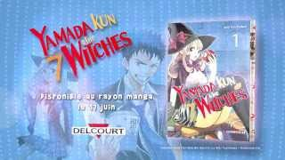 Yamada Kun (Bande Annonce) - Bande annonce - YAMADA-KUN & THE 7 WITCHES - 00:00:15