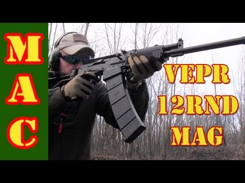Video VEPR Shotgun 12rnd mags by SGM Tactical download in MP3, 3GP, MP4, WEBM, AVI, FLV January 2017