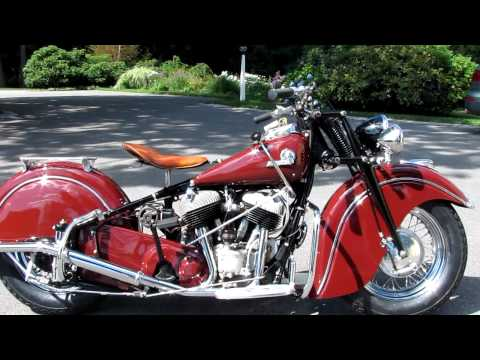 1946 indian chief, Righteous Cycle