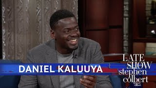 Video Daniel Kaluuya: 'Get Out' Shows How White People Say Weird Stuff MP3, 3GP, MP4, WEBM, AVI, FLV Juli 2018
