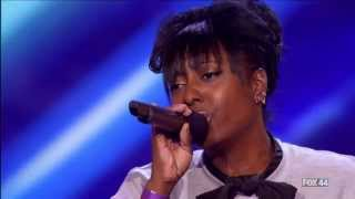 Emocionante ! A nova Whitney Houston - Ashly Williams