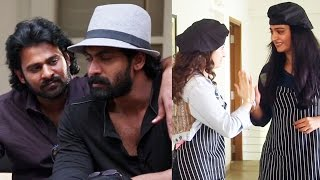 Video Baahubali Skit - Prabhas, Rana, Anushka, Tamannaah - Memu Saitam MP3, 3GP, MP4, WEBM, AVI, FLV April 2019