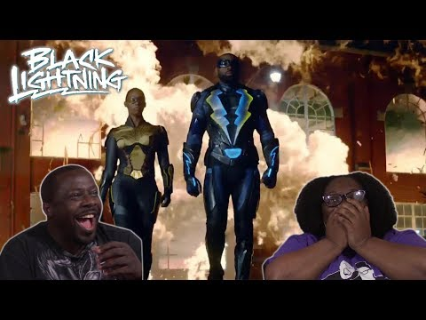 Black Lightning 1x9 REACTION & DISCUSSION {The Book of Little Black Lies}