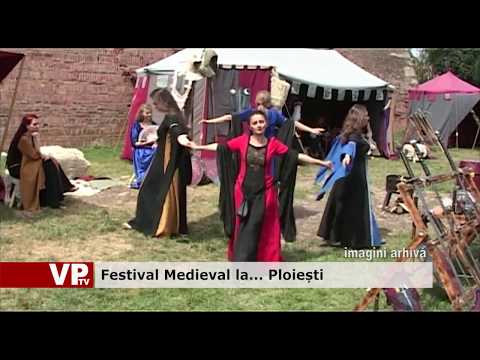 Festival Medieval la… Ploiești