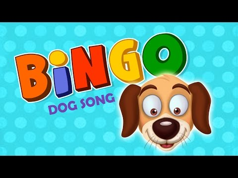 BiNGO Dog || Nursery Rhymes Songs