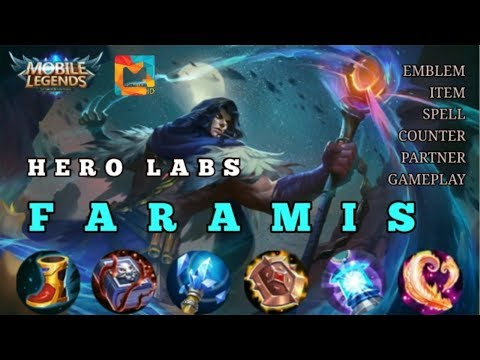 Tutorial ITEM TERSAKIT FARAMIS - Emblem Spell Gameplay - MGL Indonesia