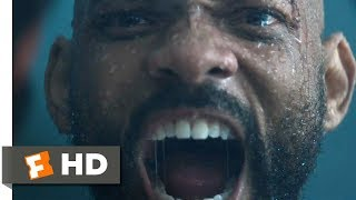 Suicide Squad (2016) - Ending the Enchantress Scene (8/8) | Movieclips