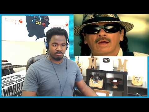 Santana ft Chad Kroeger Into The Night