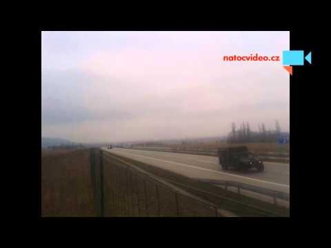 Ta pravá Amerika na české dálnici