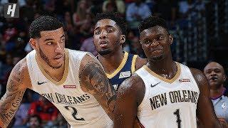 New Orleans Pelicans vs Utah Jazz - Full Game Highlights   October 11, 2019   2019 NBA Preseason