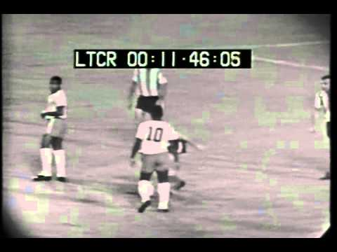 Argentina 2 X 0 Brazil - Amistoso - 04/03/1970 - Full Game