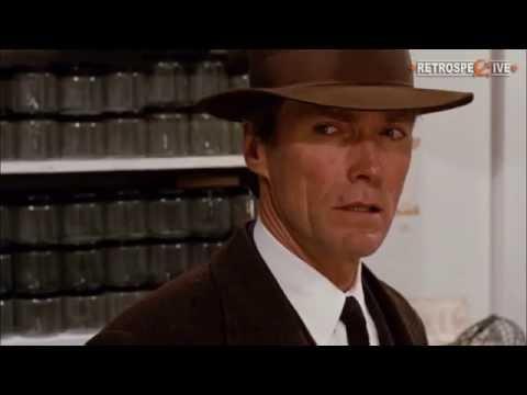 Clint Eastwood As A Lieutenant Speer (From City Heat) (1984)
