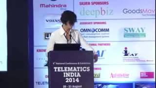 Anisha Al Sandy, Regional Manager, Technoton Sensors
