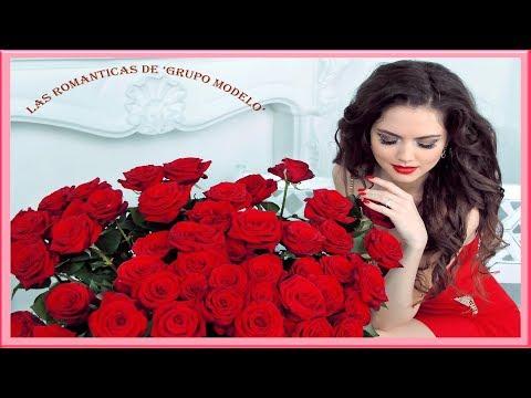 ' GRUPO MODELO' Y SUS CANCIONES MAS ROMANTICAS MAS ESCUCHADAS