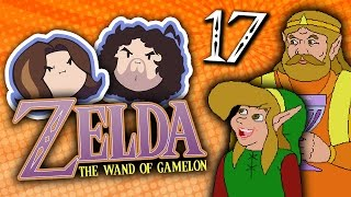 Zelda The Wand of Gamelon: Extra Epic Suck Sandwich - PART 17 - Game Grumps